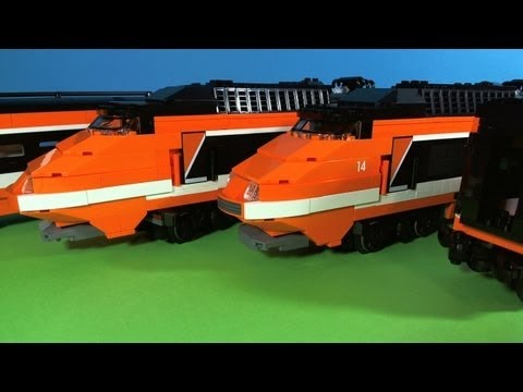 LEGO TRAINS HORIZON EXPRESS 10233