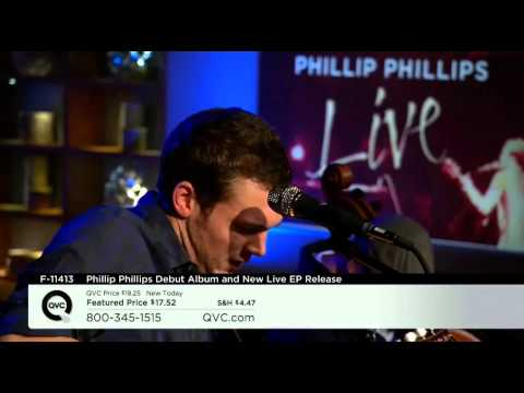 Phillip Phillips - Tell Me A Story