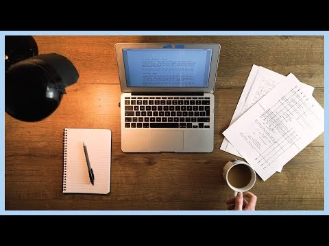 Writing Apps to Keep you Focused | The Film Look