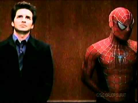 Spiderman Gujarati Return Of Spiderman Funny  Hd- Full Video video