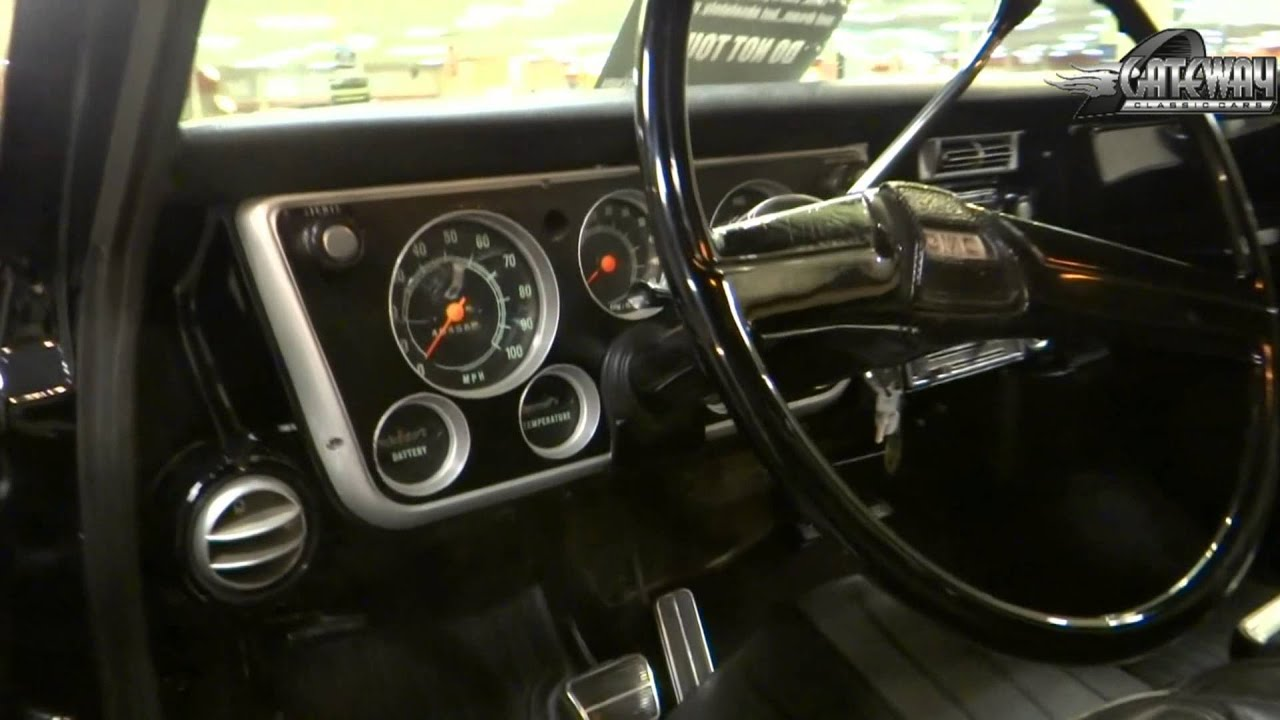 1970 Gmc Pickup Truck For Sale At Gateway Classic Cars In