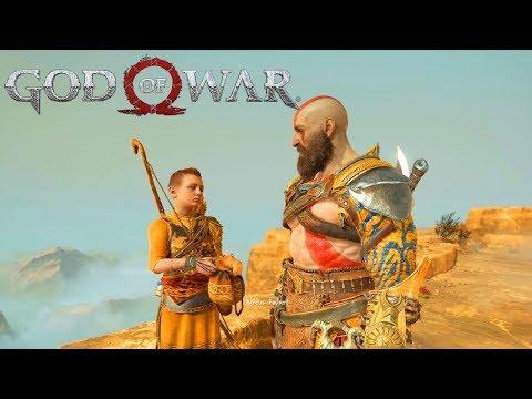 God Of War - FULL Game Playthrough/Walkthrough (2018) (Part 2/2) thumbnail
