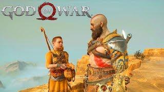 God Of War - FULL Game Playthrough/Walkthrough (2018) (Part 2/2)