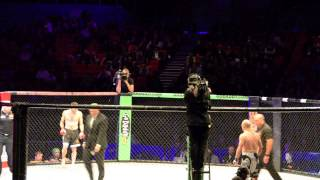 James Doolan Vs Spencer Hewitt Bamma 11