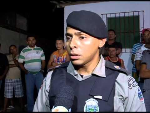 Jovem � executado dentro de casa em Alhandra