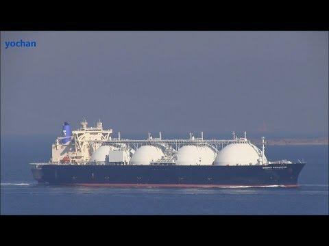 LNG Tanker: ENERGY NAVIGATOR (Tokyo Gas - Flag: Japan, IMO: 9355264) Underway