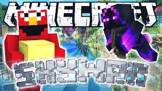 Minecraft SKYWAR VỚI JAKI NATSUMI - LẮM TRÒ CHƠI KINH