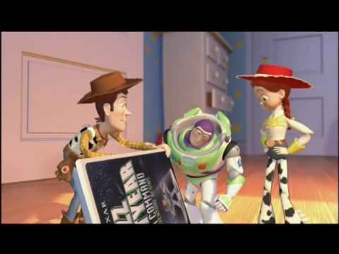 Buzz Lightyear of Star Command movie intro Video