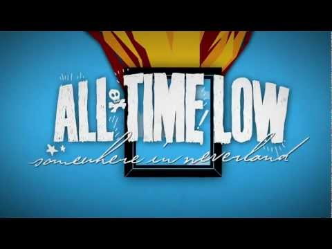 All Time Low - Somewhere In Neverland