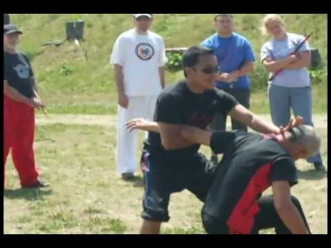 Kombatan techniques (knife, stickfighting and filipino boxing) Image 1