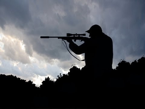 Rabbit Hunting Day and Night In the UK with a .22 LR rifle