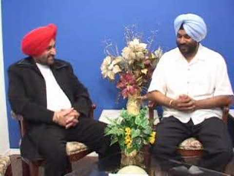 Surjit Bindrakhia Interview Part 1 video