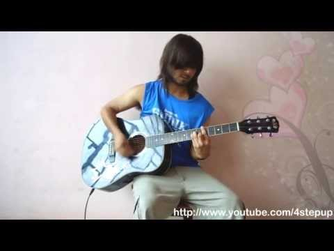 Tum Mile - Dil Ibadat Guitar Rock version Cover BY ASHU