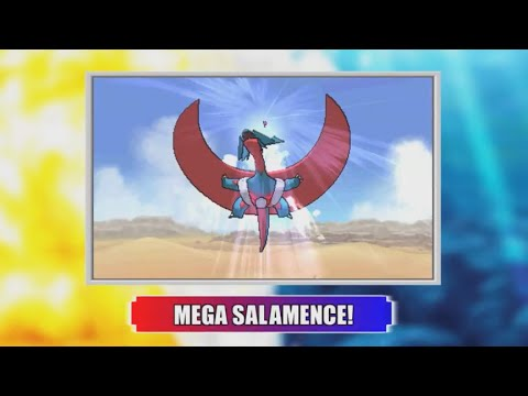 More Mega-Evolved Pokémon Set for Pokémon Omega Ruby and Pokémon Alpha Sapphire!