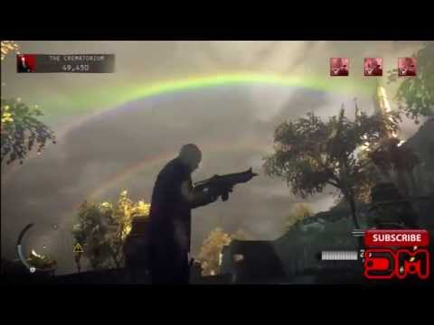 Hitman Absolution : Double Rainbow Easter Egg