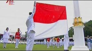 Download Lagu Upacara Pengibaran Bendera Di Istana Negara, HUT RI Ke 72 ~ 17 Agustus 2017 [FULL HD] Gratis STAFABAND