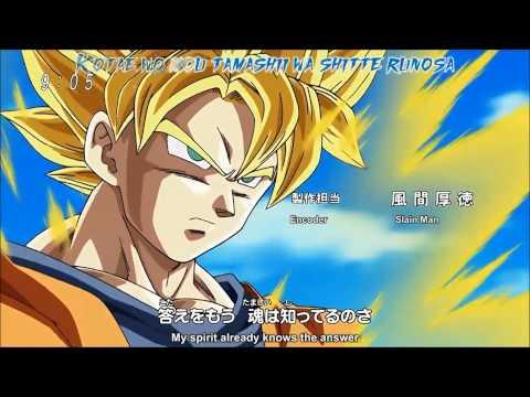 Dragon Ball Kai Opening and Ending Full HD
