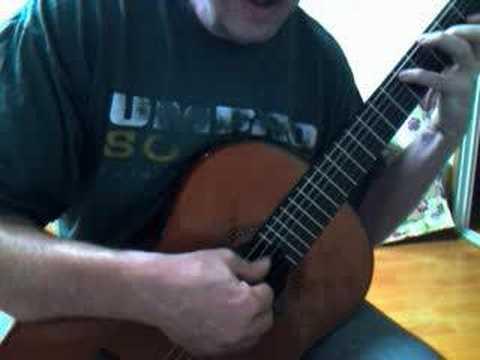 Fernando Sor - Menuet No 4 Opus 2