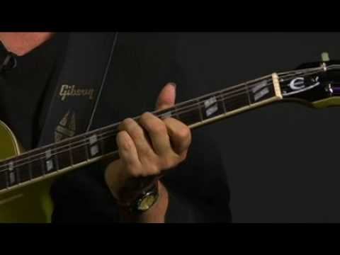Arlen Roth's Daily Lesson: The C7 Chord Position