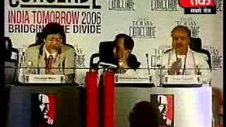 G.M. Banatwala, Praveen Togadia and Subramaniam Swamy speech at India Today Conclave 2006