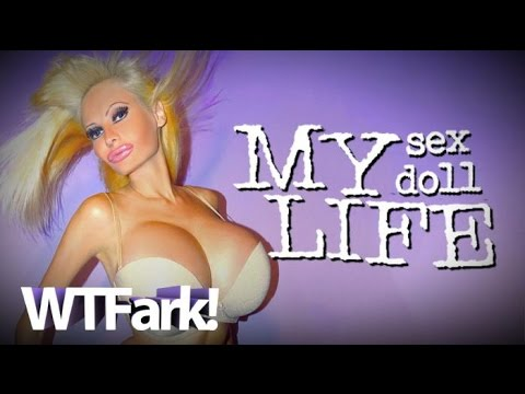 MY SEX DOLL LIFE: French Woman Spends $50,000 To Become Real Life Sex Doll. See Kids, Dreams Do Come