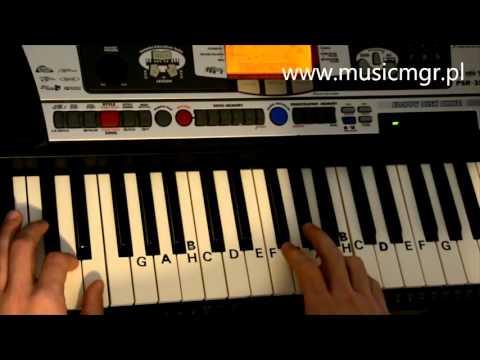 Jak Zagrać Na Keyboardzie #2 Daj Mi Tę Noc - Bolter Cz. 2