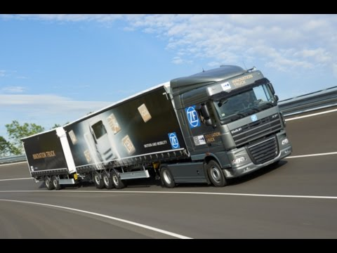 THE ZF INNOVATION TRUCK