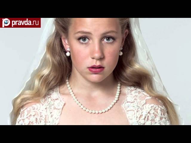 Twelve-year-old bride from Norway shocks Europe