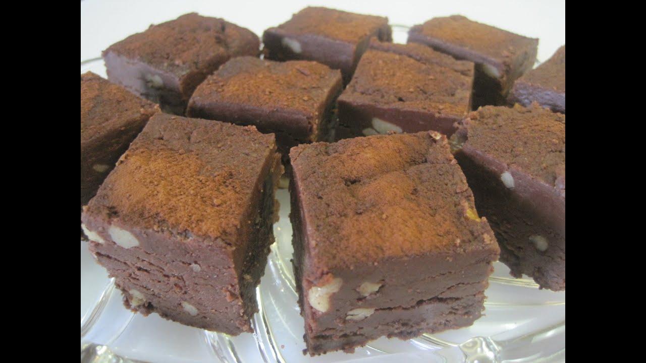 Perfect old fashioned chocolate fudge 42