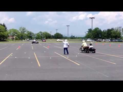 Lord Fairfax Community College Motorcycle Safety Training Sidecar/Trike Class