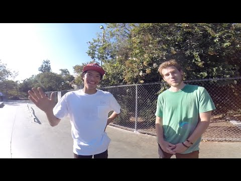 Ty Moss vs Chris Chann SKATE