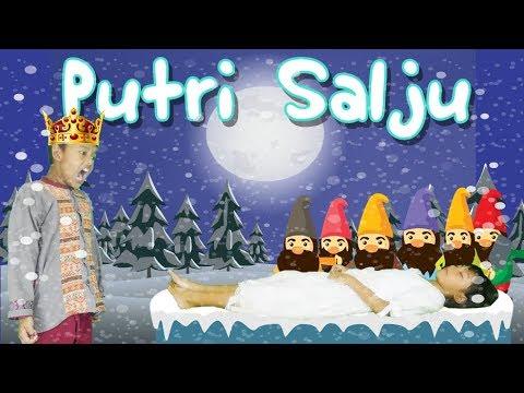 Putri Salju | Snow White | Drama Dongeng Anak | Cerita Anak Indonesia