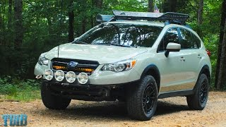 The Most Badass Subaru Crosstrek Ever.