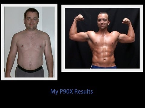 P90X Results - Inspirational Transformation - P90X2 Workout