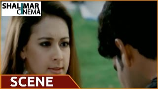 Vishaka Express Movie ||  Rajeev Kanakala & Preeti Jhangiani Love Scene