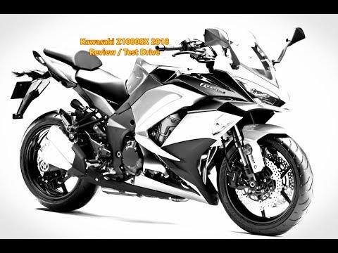 Kawasaki Z1000SX 2018 Review / Test Drive