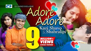 Download Adore Adore | Kazi Shuvo | Sharalipi | Vabna | Asif Khan | Delwar |  Bangla Hits Music Video 3Gp Mp4