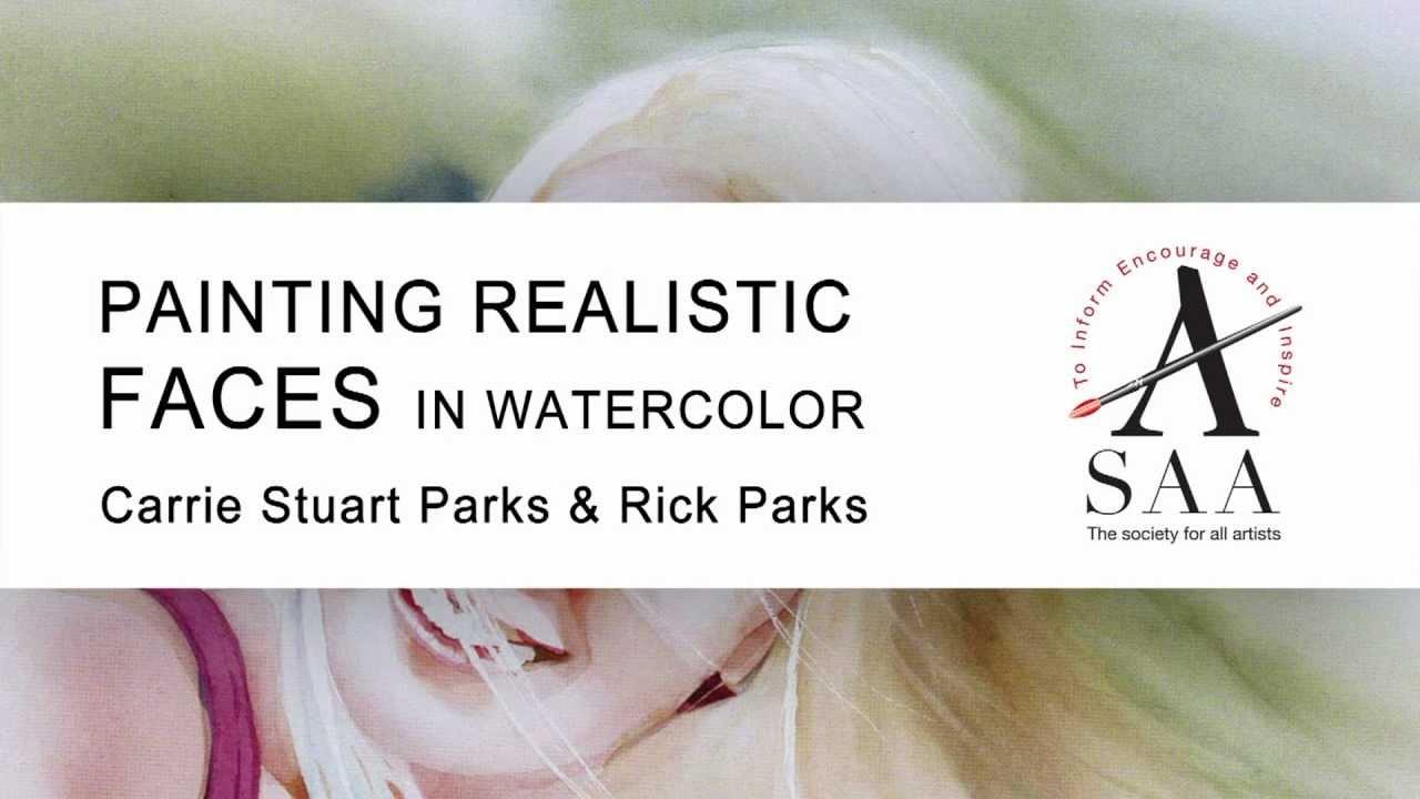 Painting Realistic Faces Painting Realistic Faces