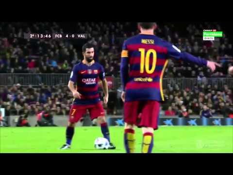 FC Barcelona vs Valencia CF [7-0][Copa del Rey - ida][3/02/2016] EL BARÇA JUGA A RAC1