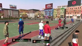 NBA 2k19 Mypark Live Comp 2s Best PureSharp In America