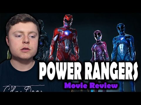Power Rangers - Movie Review (Product Placement Rant)
