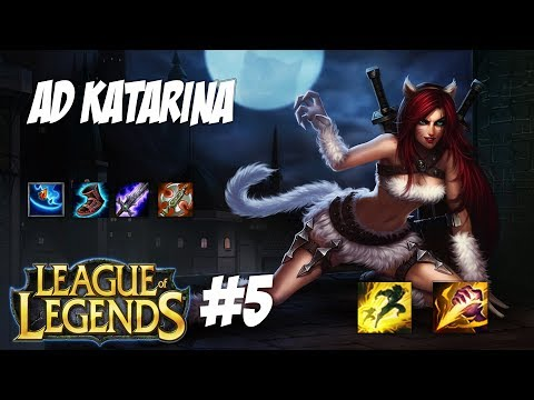 Ad Kata Jungle Xd ► League Of Legends #5 video