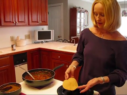 Betty's Tasty Mexican Tostadas Recipe