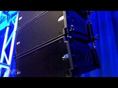 InfoComm 2013: DB Technologies Showcases DVA T8