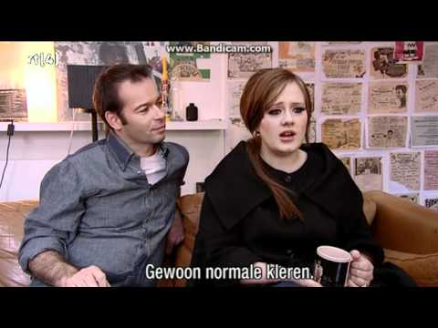 Adele - Interview  Interview at DUTCH TV RTL 2009 [Part 2]