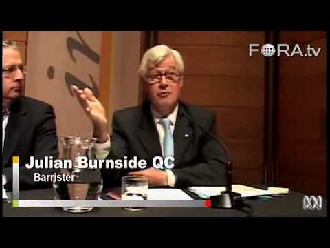 Mainstream Media: Truth That Sells? - Julian Burnside