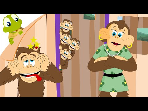 five little monkeys and other animal rhymes