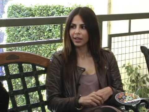 Reshma Dordi interviews Azita Ghanizada Pt.1