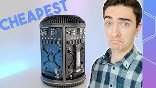 I bought the cheapest 2013 'trash can' Mac Pro on eBay!