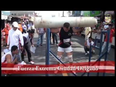 Los hombres y mujeres más fuertes reunidos en Ciudad Delgado